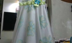 lovely dress from US for ages 6-8 years