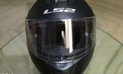 New LS2 Stream Helmet price Rs.8500. Very sparingly