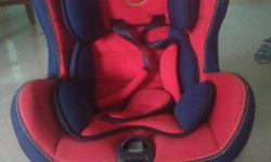 LuvLap Sports Convertible Baby Car Seat Suitable for 0-