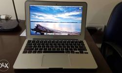 Macbook Air 2014 11.6 inch intel i5 1.3 ghz 4gb ram 128