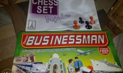 limited offer Magnetic Chess Set Box; Senior Business