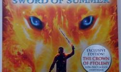 Magnus Chase and the Sword of summer - one week used