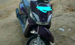 Mahendra gusto 2015 model very smooth engine and good