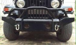 Angry bird grill and wrangler type grill for mahindra
