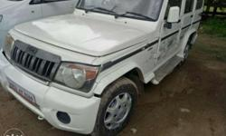 Vehicle Specs: Make: Mahindra Model: Bolero Variant: