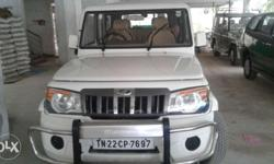 2014 Mahindra Bolero Zlx , Diesel , Single Owner ,