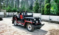 Model : Mahindra Year :1988 Body modified for d best