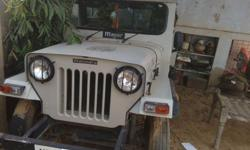 Mahindra Major jeep available for sale