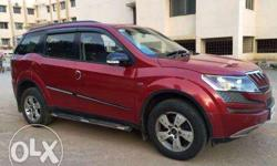 Vehicle Specs: Make: Mahindra Model: XUV500 Variant: