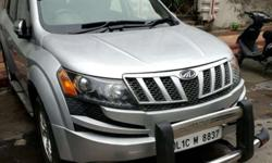 XUV W8 Diesel 2012 model single owner excellent