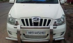 well maintained and certified car with Mahindra service