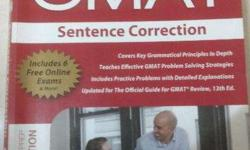 MANHATTAN GMAT sentence correction fifth edition