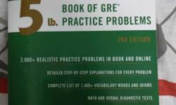 Manhattan Prep GRE Book