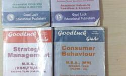 Marketing management books from good luck publushers.