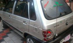 maruti 800 std.2004/11 model.showroom condition.new