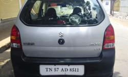 Maruthi Alto lxi model 2010 1st owner