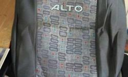Good super quality seatcover maruthi ,alto, no.bargain