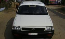 MARUTHI ZEN-LX 2000 MODEL, WHITE COLOUR, A/C, DVD