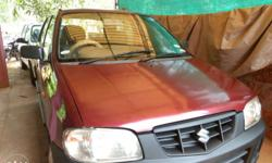 Full condition alto 800 for sale.papers are all clear.
