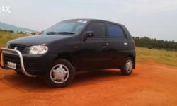 Alto lxi ac very good condition tyres and good engine