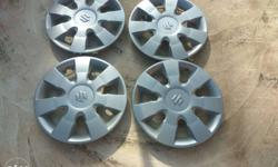 "Maruti company made wheel cup (unused)12.5"",can be used"