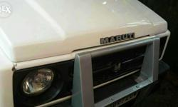 Want to sell my personal use Maruti Gypsy King. 2008
