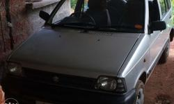 Maruti Suzuki 800 petrol 85000 Kms 2007 year .with out