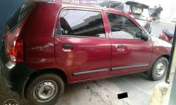 maruti alto 2011 model single owner not flooded vehicle