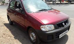 Vehicle Specs: Make: Maruti Suzuki Model: Alto Variant: