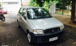 Maruti suzuki alto lxi with power steering chilled ac