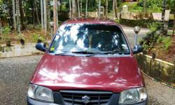 Alto Lxi, Good condition, power steering, a/c, new4