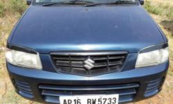 2011 Alto Lxi exleant condition Car in Puttur 90