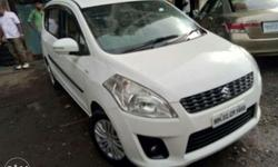 Vehicle Specs: Make: Maruti Suzuki Model: Ertiga
