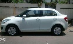Dzire 2012 reg 2013 Zdi 43000 kms done car single owner