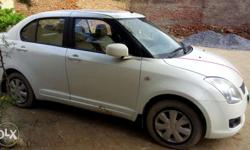 Maruti Suzuki Swift Dzire diesel 78000 Kms 2008 year