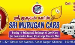 ##Sri Murugan Cars## Buying & Selling and Exchange of
