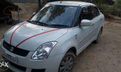 Maruti Suzuki Swift Dzire petrol 79453 Kms 2010 year