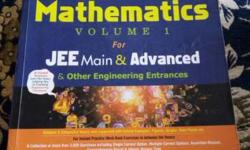 Mathematics book vol1 for jee mains and advance