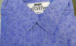 Max Blue shirt for sale