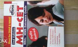 Best MBA entrance preparation book for mahcet, snap,