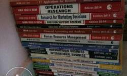 MBA OU all 4 semister books only for 1500 Don't miss
