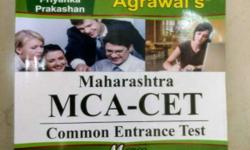 Chandresh Agarwal's book that helps for MCA CET