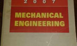 Mech engg book new unused