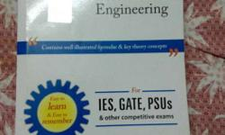 mechanical engg book for gate and ies exam