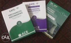 Mechanical gate and ese ace materials of all subjects