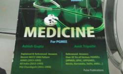 Medicine for PGMEE by Ashish Gupta and Amit Tripathi