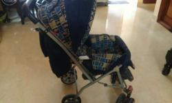 Stroller and baby carry bag with good condition mee