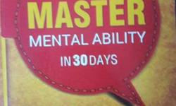 Mental Ability book for preparation of NTSE rs.100/-