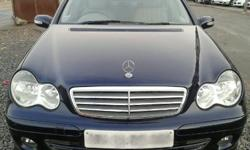 Buy Second Hand Mercedes C220 CDI Second hand cars in