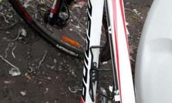 Merida big 7 series in 100% brand new condition.white